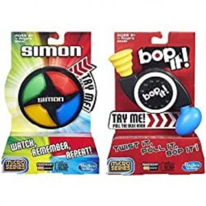 Bop It and Simon Games gift for kids