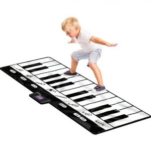 Giant, step-on Piano toy