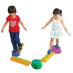 Obstacle course items