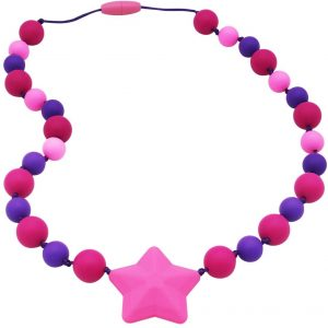 Pink Star chewelry
